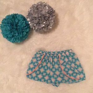 GB girls shorts